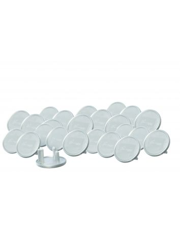 SILVER SOCKET COVERS 24 PACK UK
