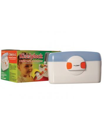 KIDDY LOCK 'VITA' GUARD: CHILD SAFE CONTAINER