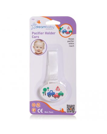 CAR PACIFIER HOLDER