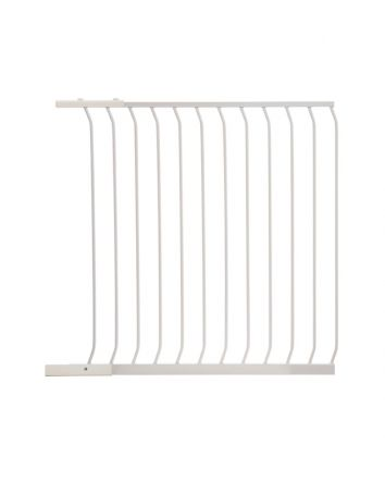 CHELSEA TALL 100CM GATE EXTENSION  - WHITE