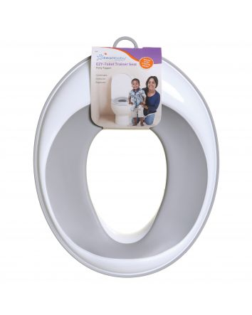EZY-TOILET TRAINER SEAT - GREY